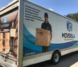 house moving solutions New Orleans