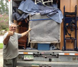 moving service company New Orleans