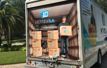New Orleans local movers