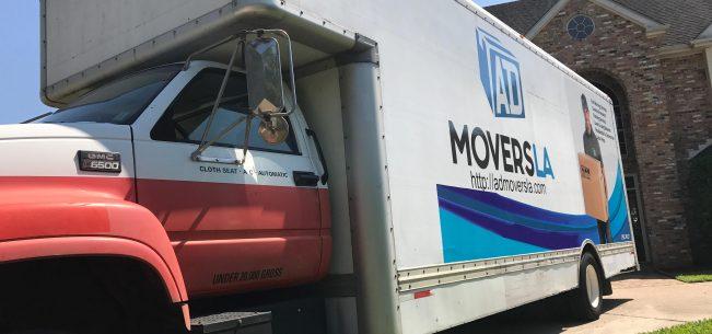 New Orleans Movers LA