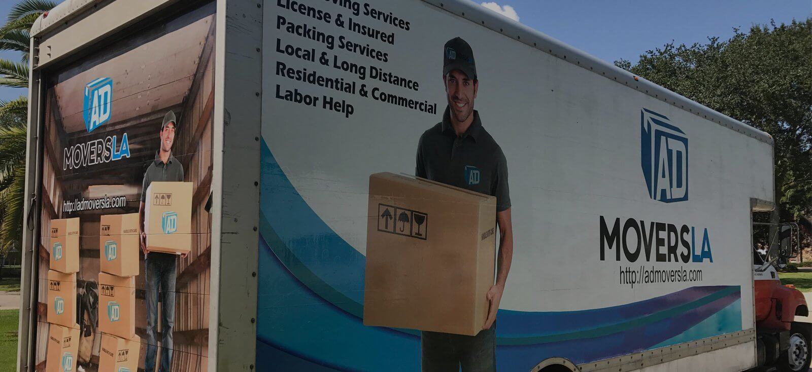 moving company in New Orleans